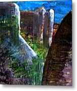 Landscape 130214-4 Metal Print