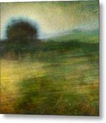 Landscape #24. Paper Dreams Metal Print