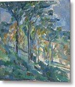 Landscape, C.1900 Metal Print