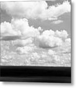 Landscape Layers In The Midwest Metal Print