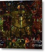 Landscape Of Hell Metal Print