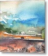 Landscape Of Lanzarote 05 Metal Print
