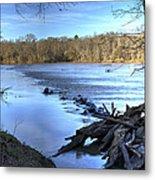 Landsford Canal-1 Metal Print