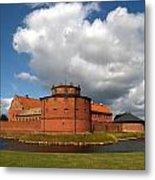 landskrona SE Slott Citadellet 03 Metal Print