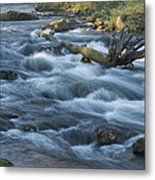 Lanesboro Dam 10 Metal Print
