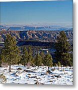 Larb Hollow Overlook Metal Print