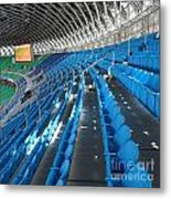 Large Modern Sports Facility Metal Print by Yali Shi