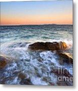Larrabee Sunset Metal Print