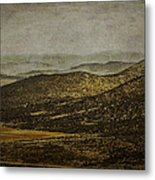 Las Colinas - The Hills Metal Print