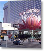 Las Vegas 8 Metal Print