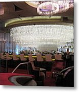 Las Vegas - Cosmopolitan Casino - 12123 Metal Print by DC Photographer