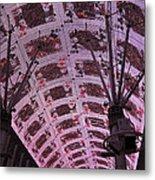 Las Vegas - Fremont Street Experience - 121210 Metal Print