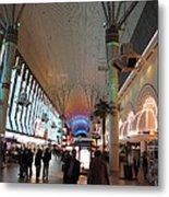 Las Vegas - Fremont Street Experience - 12126 Metal Print