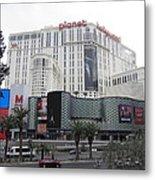 Las Vegas - Planet Hollywood Casino - 12123 Metal Print