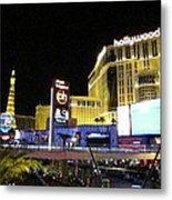 Las Vegas - Planet Hollywood Casino - 12124 Metal Print