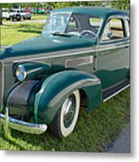 Cadillac Lasalle In Style Metal Print
