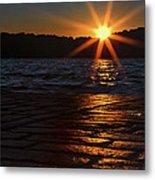 Last Day Of Summer... Metal Print