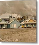 Lasuca Sugar Mill St Martinville Louisiana Metal Print