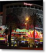Las Vegas - The Flamingo Panoramic Metal Print