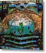Late 1940s Olsmobile Metal Print
