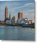Late Afternoon Rock And Roll Metal Print by Jennifer Grover