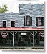 Latimore's Store - Perryville Ky Metal Print by Thia Stover