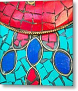 Latinhas Collection 001 Metal Print