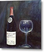 Latour Wine Buon Fresco 3 Primary Pigments Metal Print