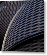 Lattice Dome Metal Print