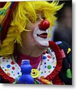Laughter Bubbles  Metal Print