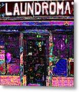 Laundromat 20130731 Metal Print