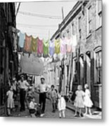 Laundry Day 2 Metal Print