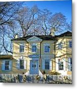 Laurel Hill Mansion Metal Print