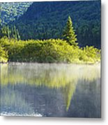 Laurentian Summer Morning Metal Print