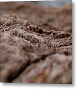 Lava Rock Landscape II Metal Print