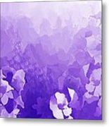 Lavender Fantasy Metal Print