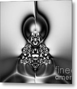 Law Of Superposition Metal Print