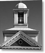 Lawrence Hall At Saint Cloud State University Metal Print