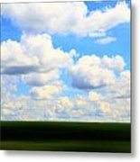 Layers Of Summer In Ohio Metal Print