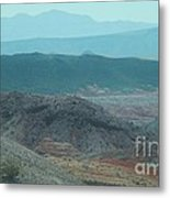 Layers Of The Motherland Metal Print