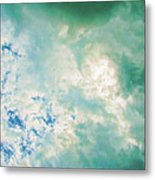 Layers Metal Print by Wendy J St Christopher