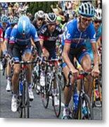 Le Tour De France 2014 - 2 Metal Print