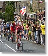 Le Tour De France 2014 - 4 Metal Print