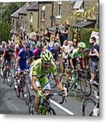 Le Tour De France 2014 - 7 Metal Print