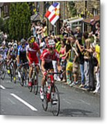 Le Tour De France 2014 - 9 Metal Print