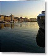 Le Vieux Port Marseille Metal Print