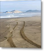 Leading To The Cape Metal Print
