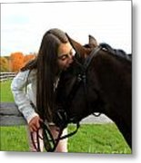 Leanna Abbey 13 Metal Print