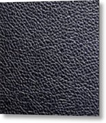 Leather Background Metal Print