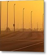 Leave Well Enough Alone Metal Print